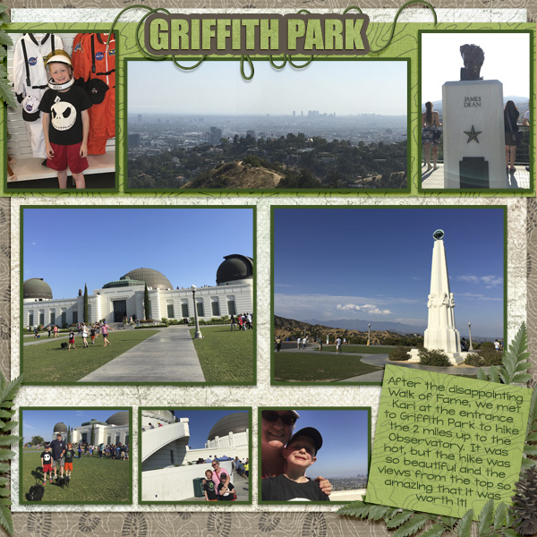 2017 CA Griffith Hike