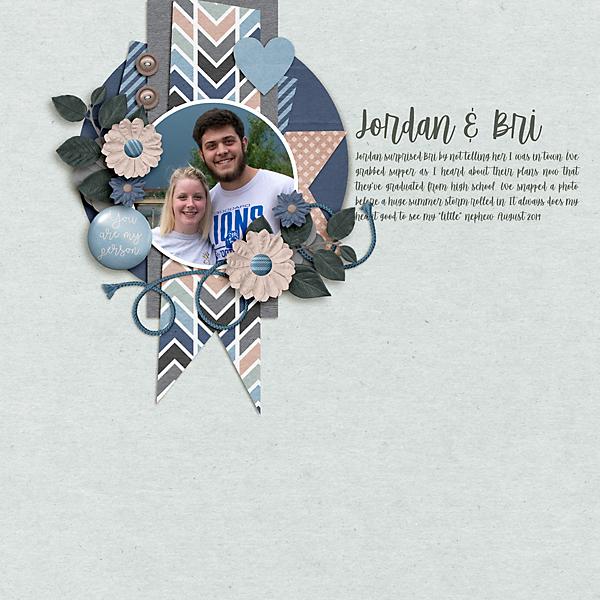 Jordan and Bri