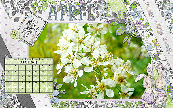 Desktop April