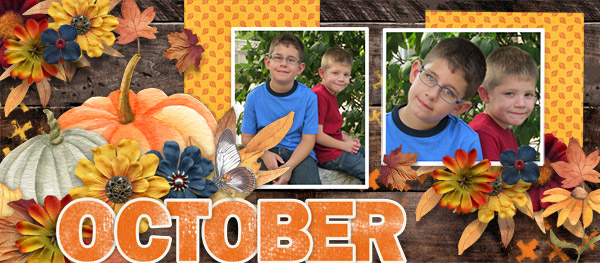 October FB Header Challenge 2019