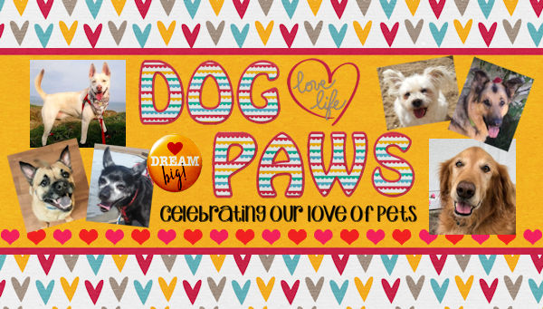 April Dog Paws banner