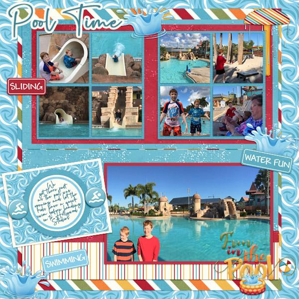2018 02 Caribbean Pool