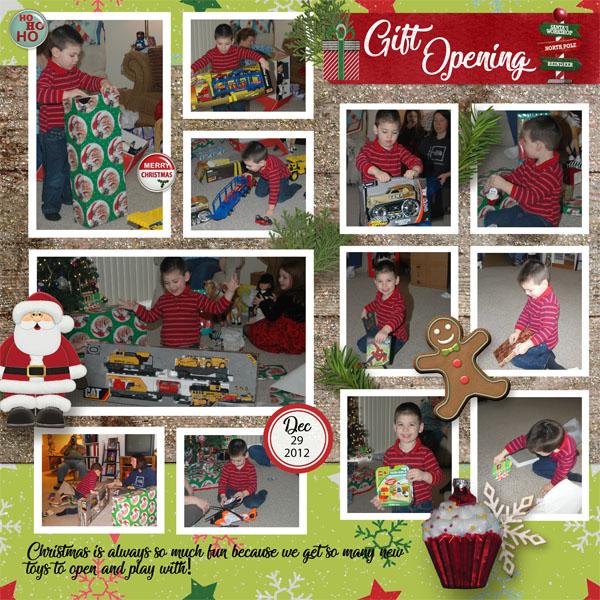 Christmas 2012 Left