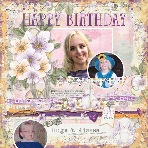 Happy Birthday 3rd June