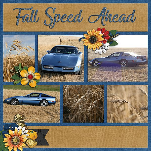 Fall Speed Ahead