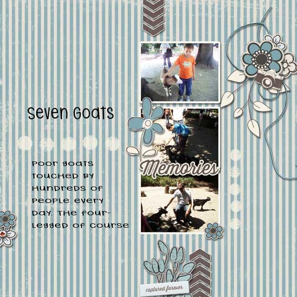 7 goats