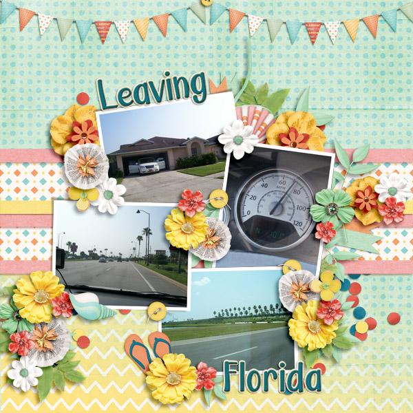 Leaving Florida