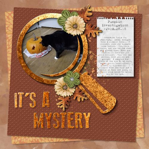 Pumpkin Investigation #2-10.28.18
