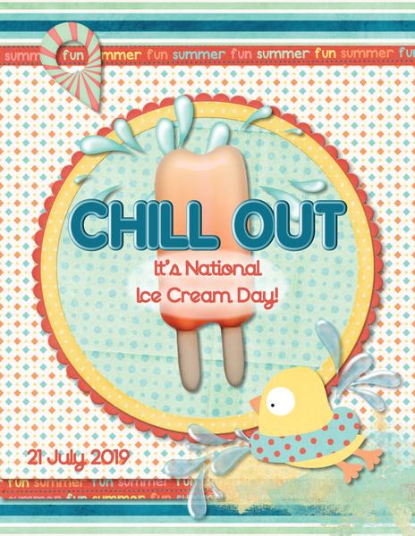 CARD National Ice Cream Day