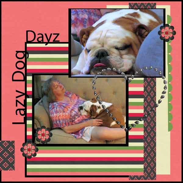 Lazy Dog Dayz