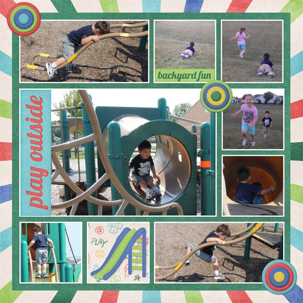 Backyard Fun R