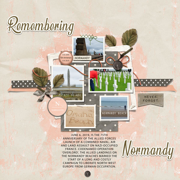 Remembering Normandy