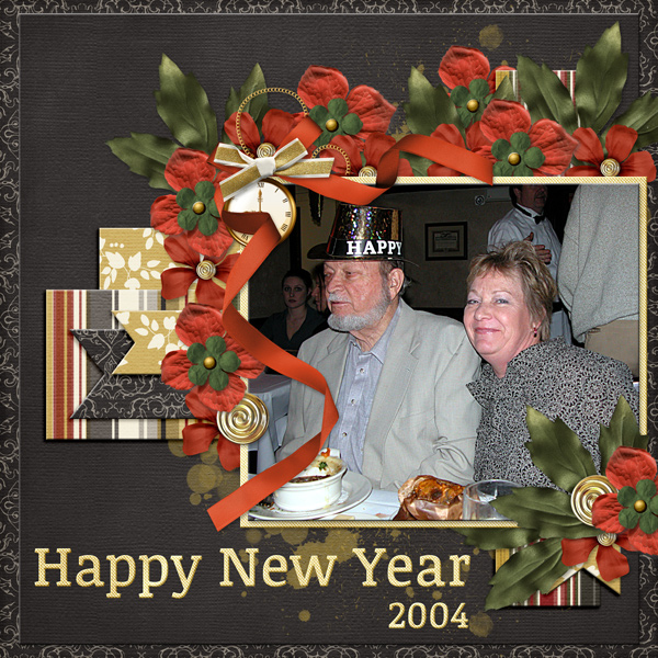 Happy New Year 2004
