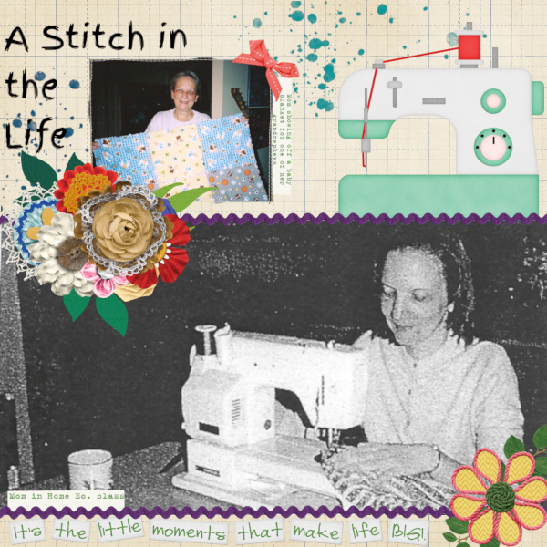 A Stitch in the Life