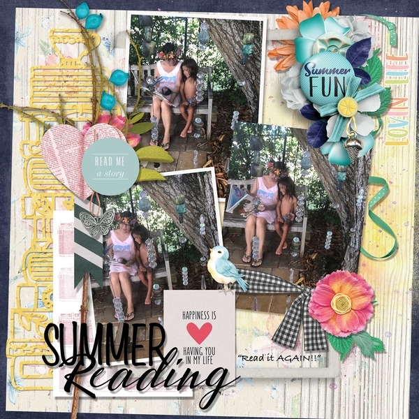 Summer Reading (Read it Again!)