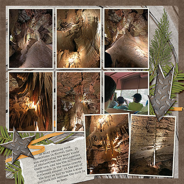 Marvel Cave 4