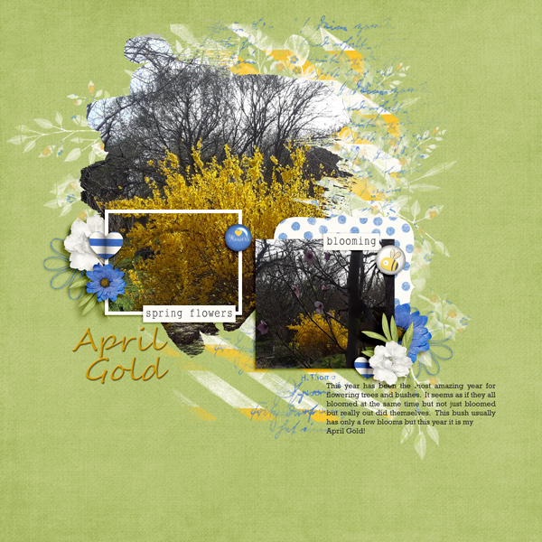 April Gold