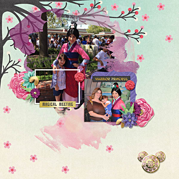 Mulan Through The Years