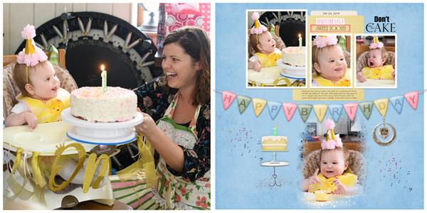 2019 Josephine Birthday Cake