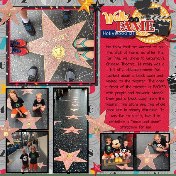 2017 LA CA Walk of Fame