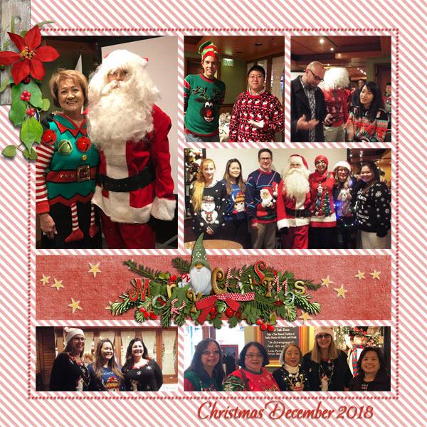 Christmas December 2018