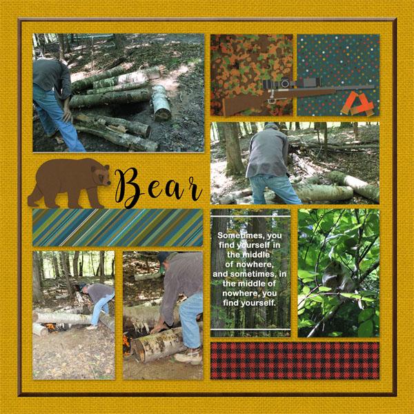 Bear Bait 3 and 4