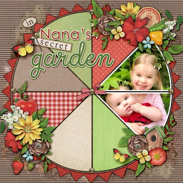 In Nana's Secret Garden