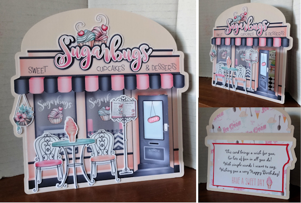 Sweet Shoppe card