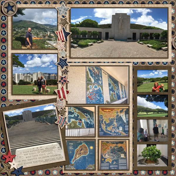 2017 Hawaii Cemetery