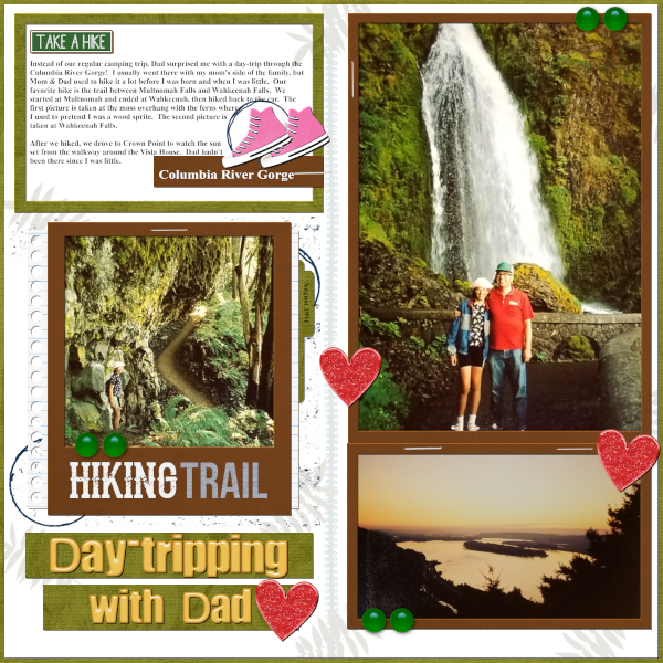 Day-Tripping with Dad