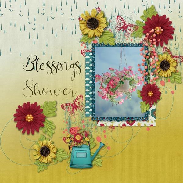 Blessings Shower
