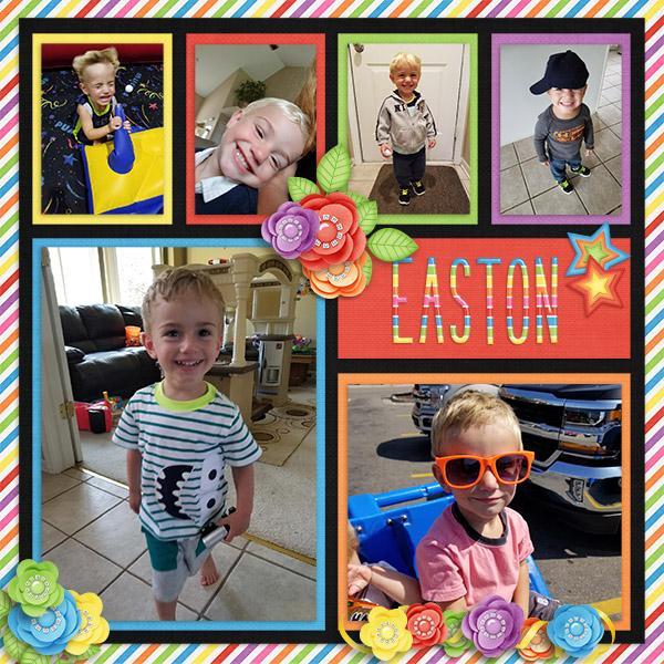 Little Monster Easton
