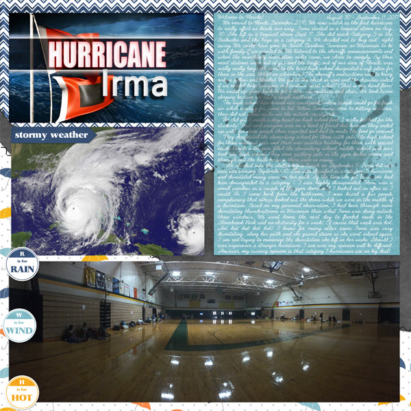 Remembering Irma Left