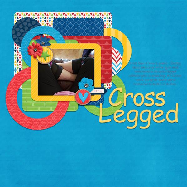 Cross Legged