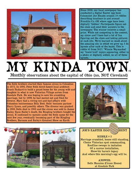 My Kinda Town #4