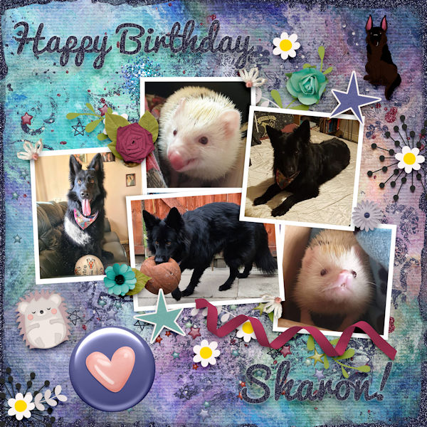 Happy Bday Sharon