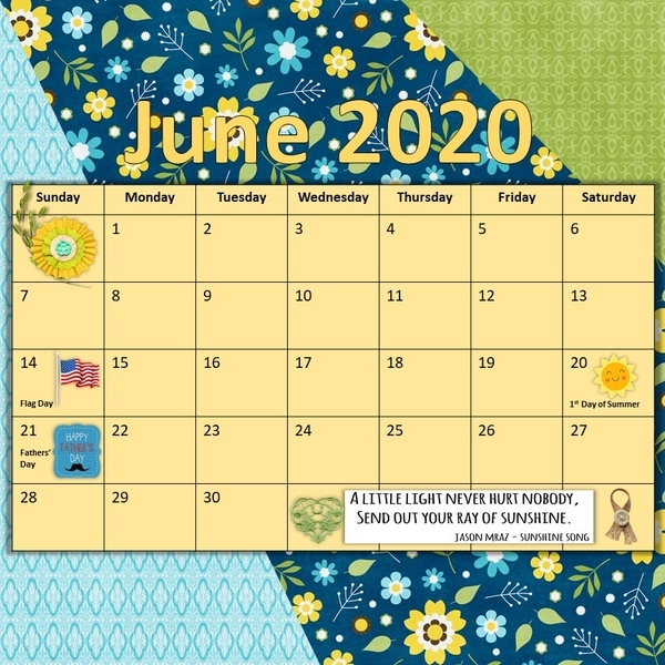 June 2020 Connie Prince Challenge
