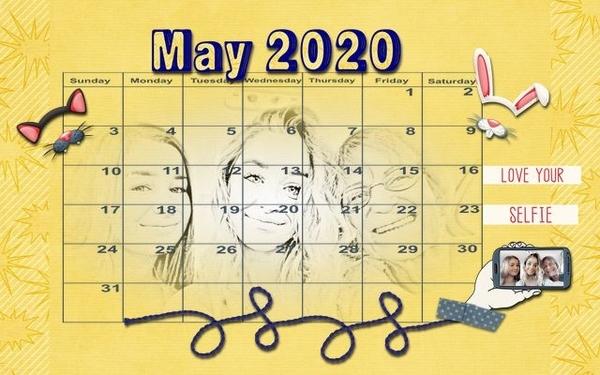 202005 Calendar