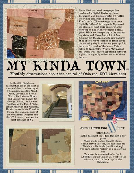 My Kinda Town #5