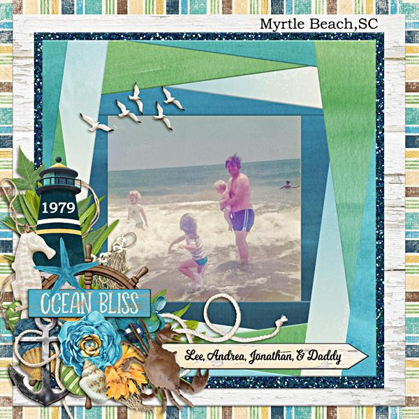 Myrtle Beach 1979