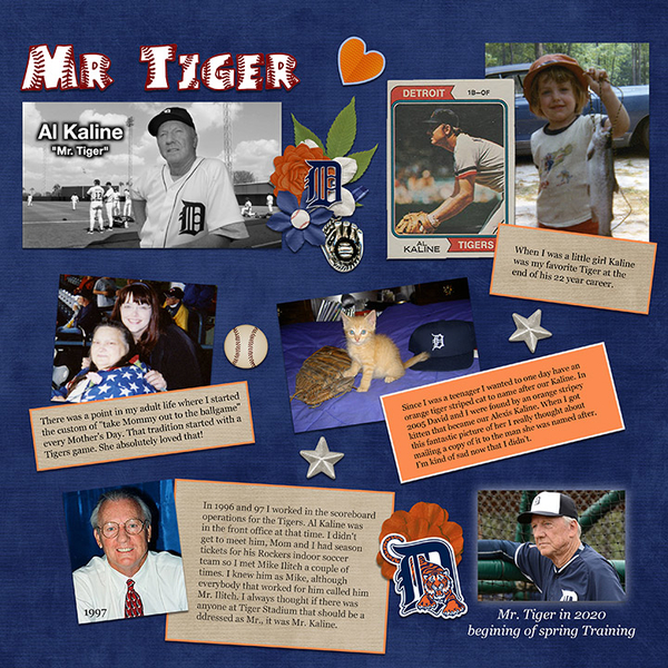 Farewell Mr. Tiger Page 2