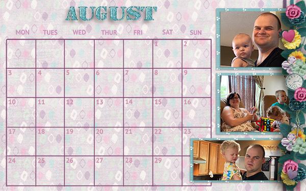 July 2020 Desktop Challenge