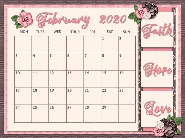 Desktop February 2020