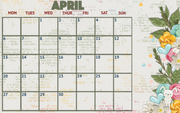 April 2020 desktop