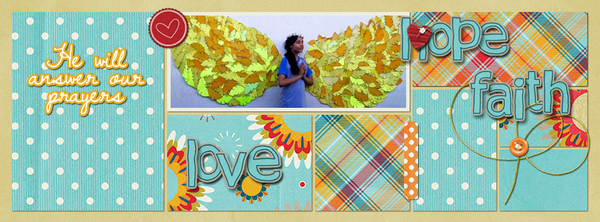 Love, Hope and Faith