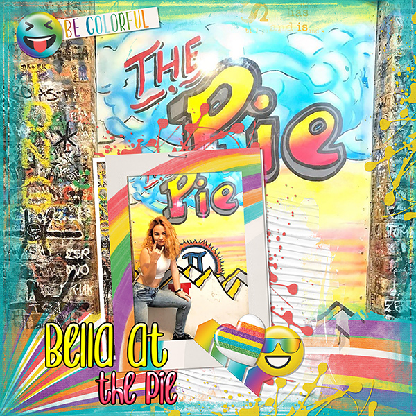 Bella-at-the-Pie