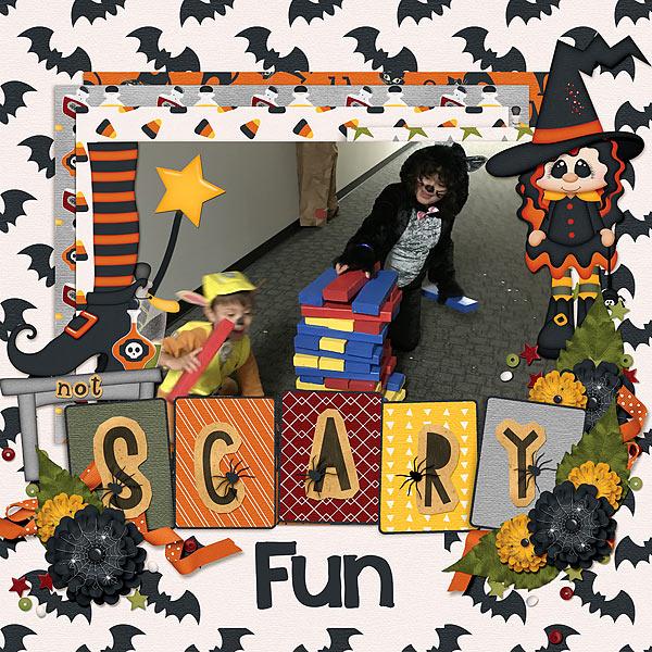 Not Scary Fun