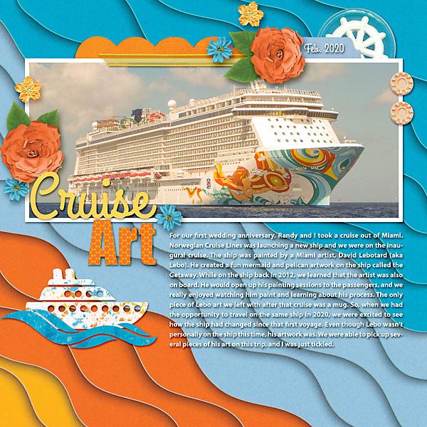 Cruise Art