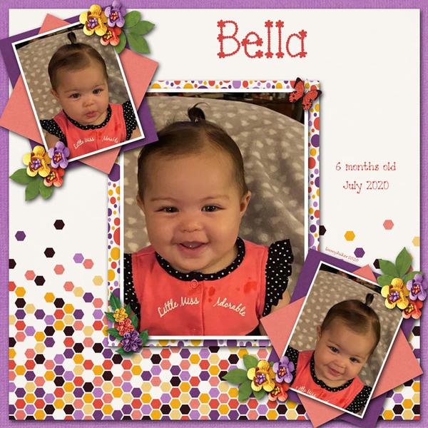 Bella at 6 Months