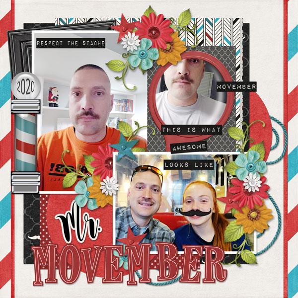 Mr. Movember